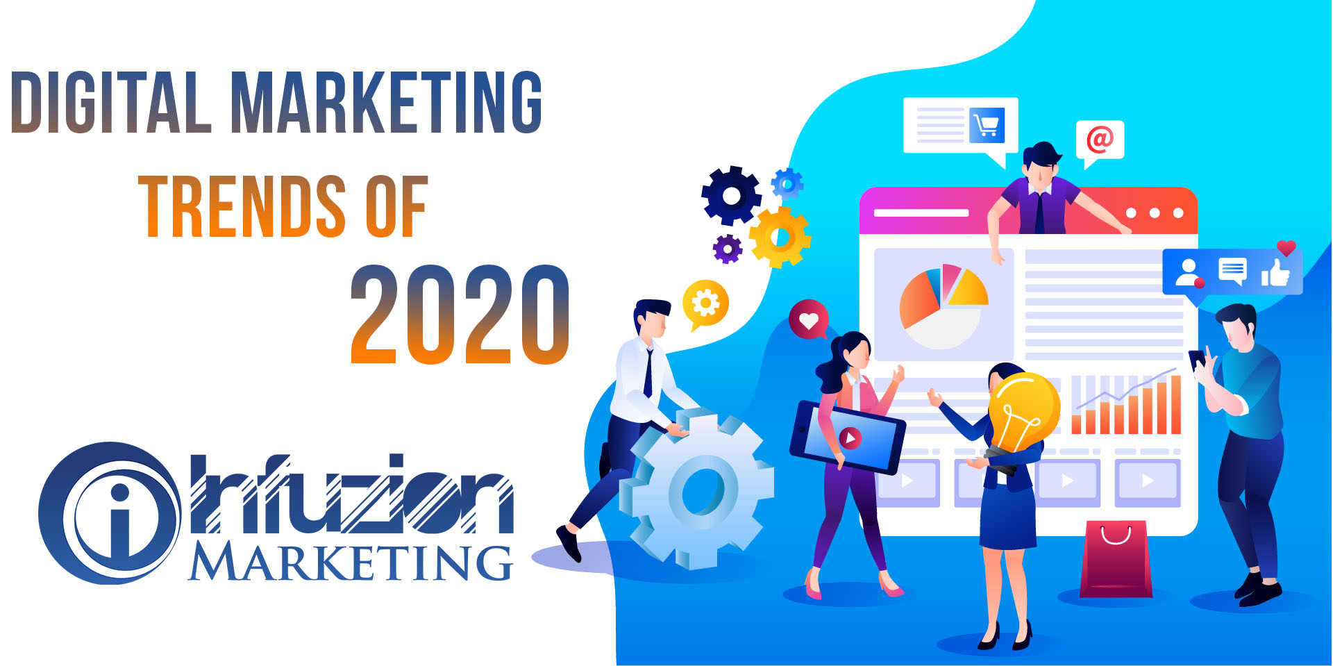 Digital Marketing Trends of 2020 - Infuzion Marketing